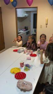 騙されるのがおかしい子供たち 8歳の娘さんのお誕生会でマジシャンの出張/派遣マジックショー 東京都港区
