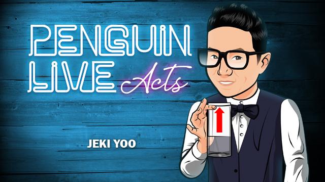 Jeki Yoo LIVE ACT (Penguin LIVE)