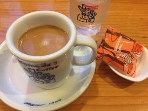 コメダのコーヒーと豆 大人の誕生会でマジシャンのマジックショー 神奈川県横浜市泉区