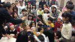 子供会のクリスマスパーティーにマジシャンの出張/派遣マジックショー