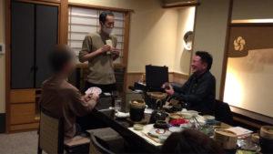 ゲームマジックはマジシャンが勝ちます 大人の誕生会でマジシャンのマジックショー 神奈川県横浜市泉区