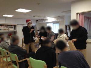 賞金の確認 就業継続支援ライブリィ工房のクリスマス&忘年会イベントでマジシャンの出張/派遣マジックショー 東京都東大和市
